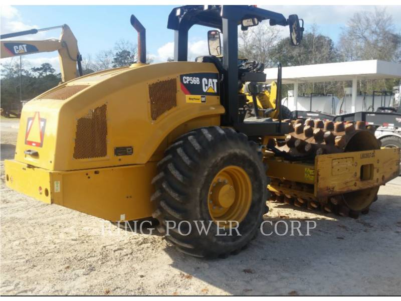 CATERPILLAR COMPACTEURS TANDEMS VIBRANTS CP56B equipment  photo 2