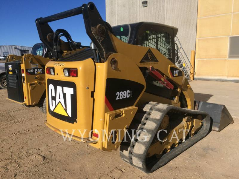 CATERPILLAR CHARGEURS COMPACTS RIGIDES 289C2 equipment  photo 14
