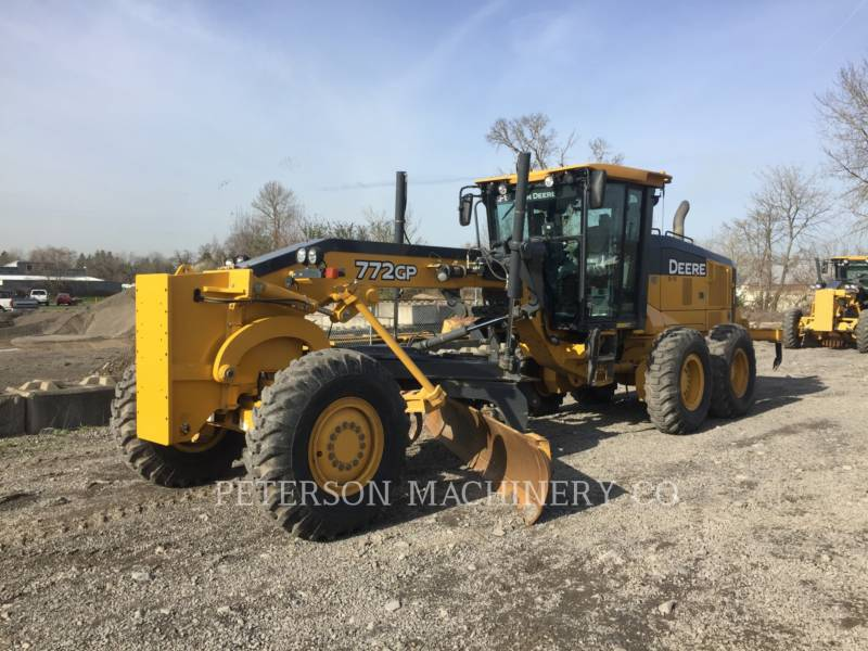 DEERE & CO. MOTORGRADER 772GP equipment  photo 1