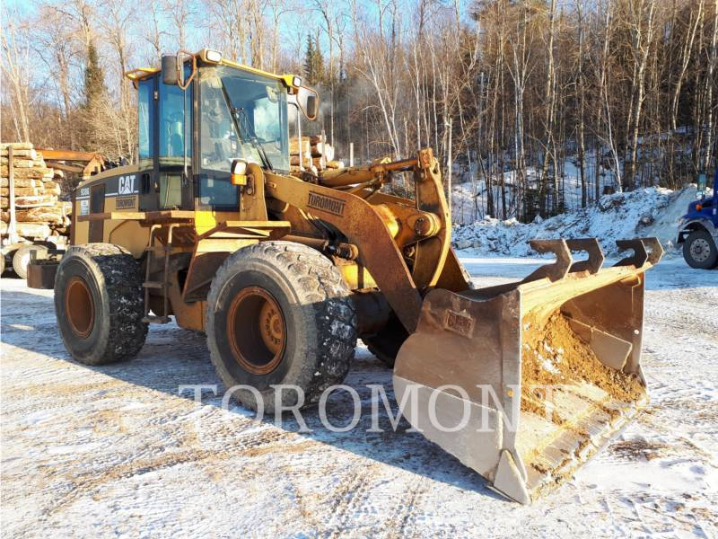 CATERPILLAR CARGADORES DE RUEDAS 938G equipment  photo 4