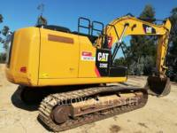 Equipment photo CATERPILLAR 320EL KETTEN-HYDRAULIKBAGGER 1