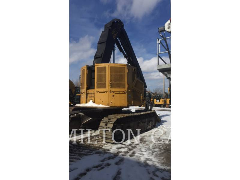 TIGERCAT FORESTRY - HARVESTER 822 equipment  photo 3