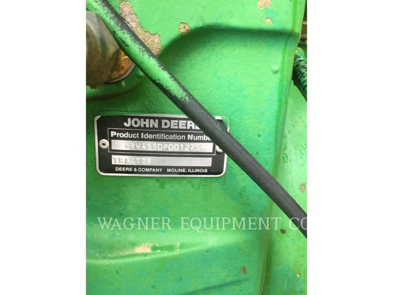 JOHN DEERE AG TRACTORS 4650 equipment  photo 6