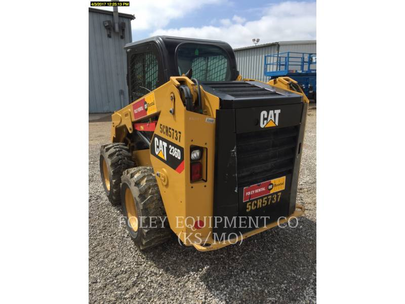 CATERPILLAR MINICARREGADEIRAS 236DSTD1CA equipment  photo 3