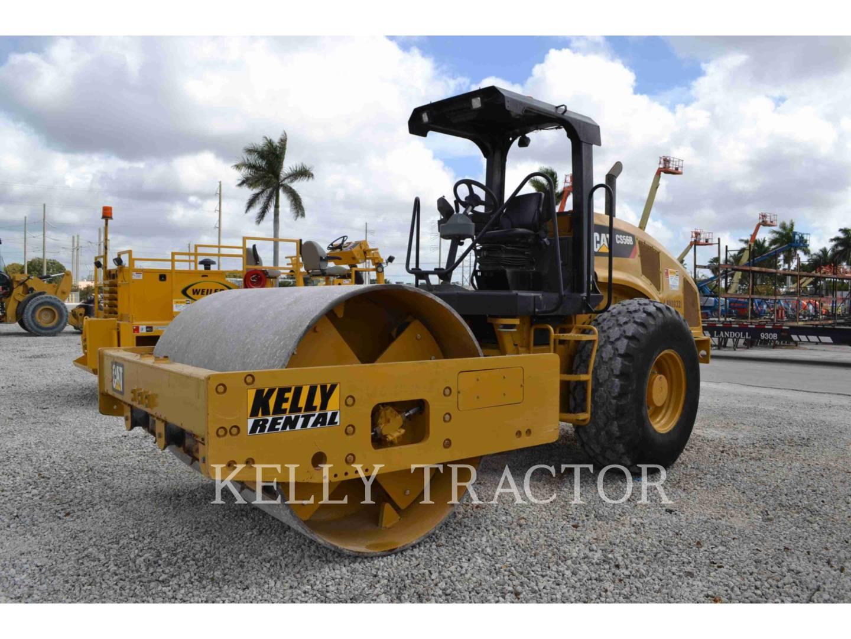 Detail photo of 2012 Caterpillar CS56B from Construction Equipment Guide