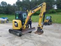 Equipment photo CATERPILLAR 303.5E CAB TRACK EXCAVATORS 1
