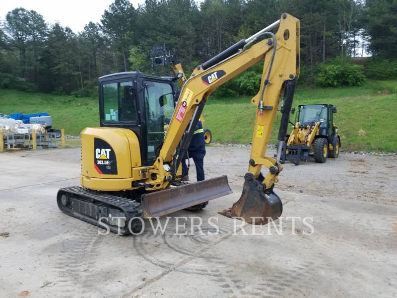 CATERPILLAR ESCAVATORI CINGOLATI 303.5E CAB equipment  photo 1