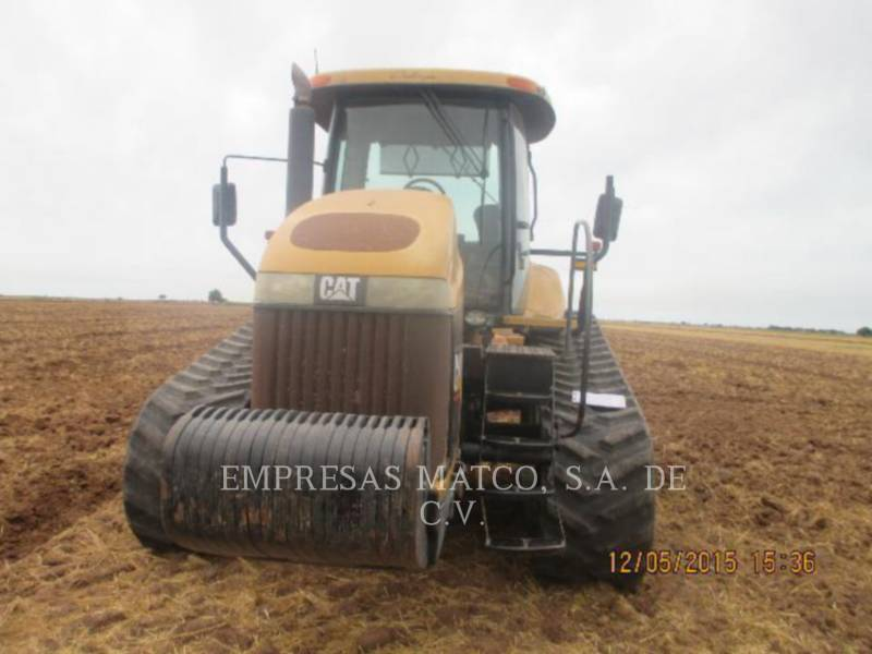 AGCO-CHALLENGER TRACTORES AGRÍCOLAS MT755B equipment  photo 1