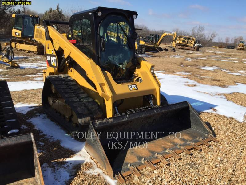 CATERPILLAR CHARGEURS COMPACTS RIGIDES 289DSTD2CA equipment  photo 2