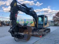 Equipment photo VOLVO CONSTRUCTION EQUIPMENT EC140 EXCAVATOARE PE ŞENILE 1