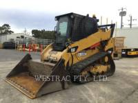 Equipment photo CATERPILLAR 259B3 MULTI TERRAIN LOADERS 1