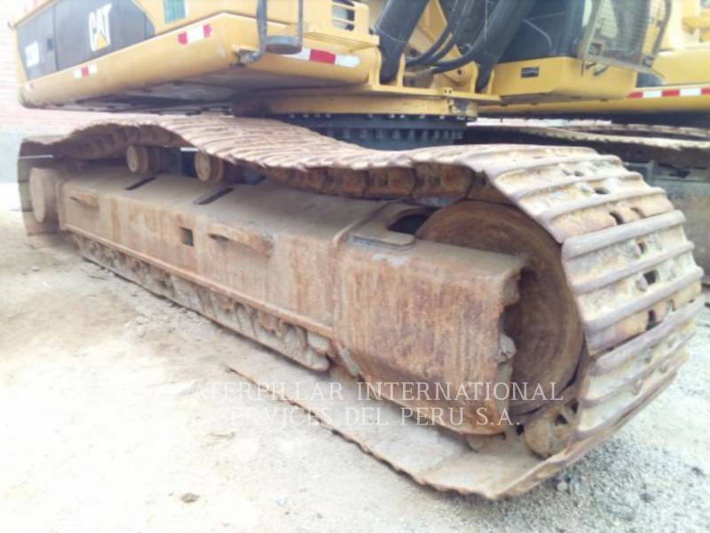 CATERPILLAR KETTEN-HYDRAULIKBAGGER 336 D L ME equipment  photo 13