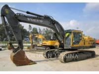 Equipment photo VOLVO EC360 MINING SHOVEL / EXCAVATOR 1