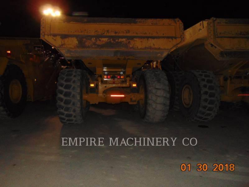 CATERPILLAR TOMBEREAUX RIGIDES POUR MINES 740B TG equipment  photo 3