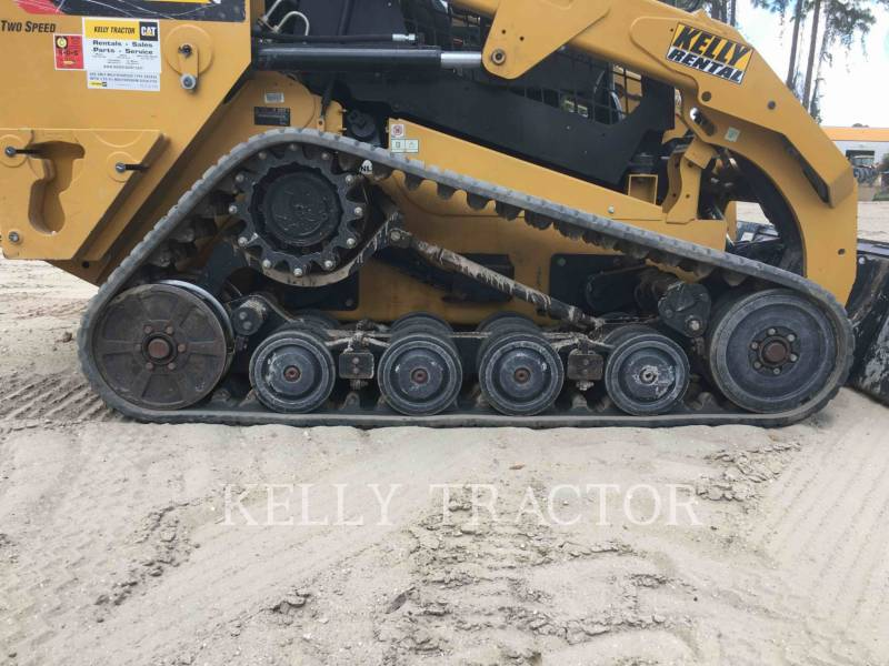 CATERPILLAR CHARGEURS TOUT TERRAIN 277D equipment  photo 4