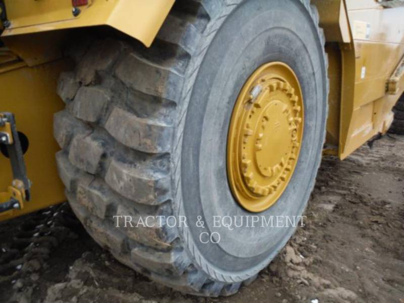 CATERPILLAR WHEEL TRACTOR SCRAPERS 627K equipment  photo 8
