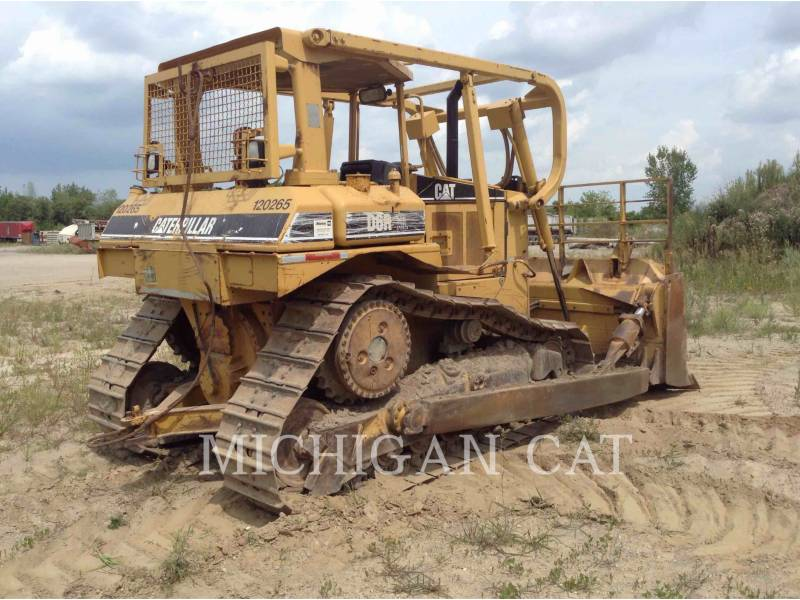 CATERPILLAR TRACK TYPE TRACTORS D6RX equipment  photo 3
