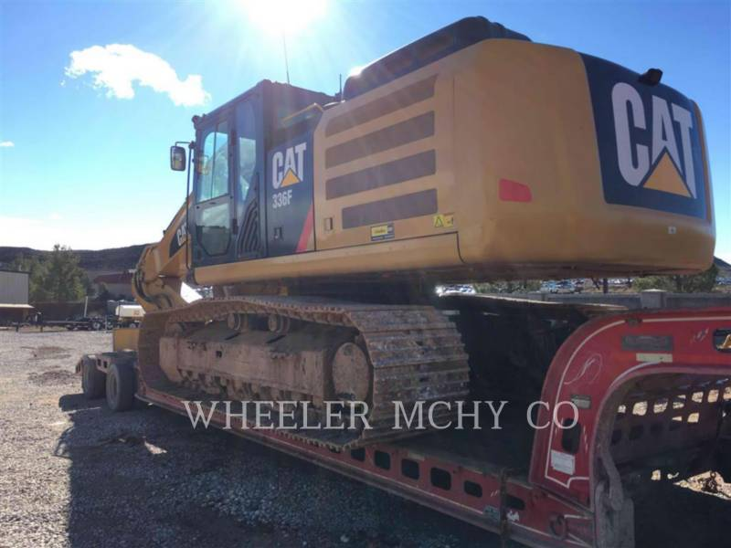 CATERPILLAR KOPARKI GĄSIENICOWE 336F L CF equipment  photo 5