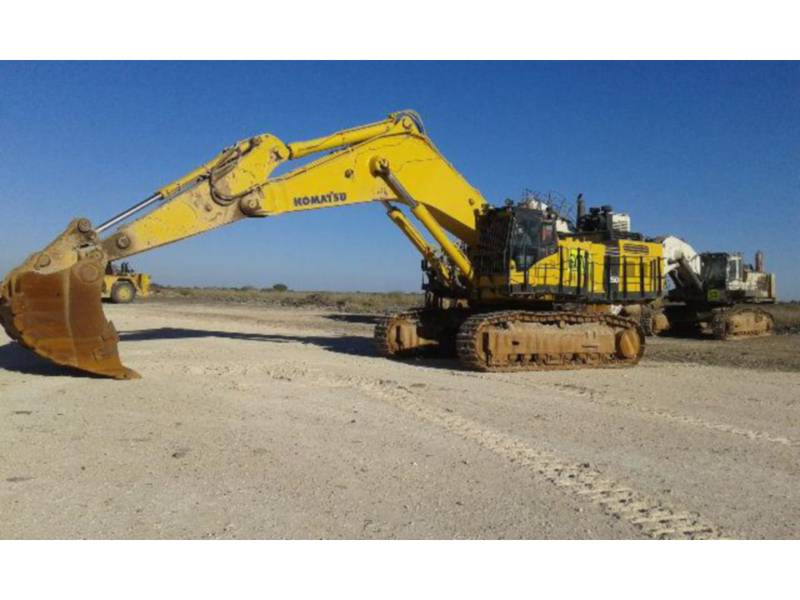 KOMATSU LTD. TRACK EXCAVATORS PC1250-8R equipment  photo 5