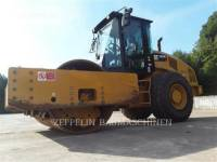 Equipment photo CATERPILLAR CS78B VIBRATORY SINGLE DRUM SMOOTH 1
