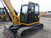 CATERPILLAR TRACK EXCAVATORS 308E2 CRCB equipment  photo 3