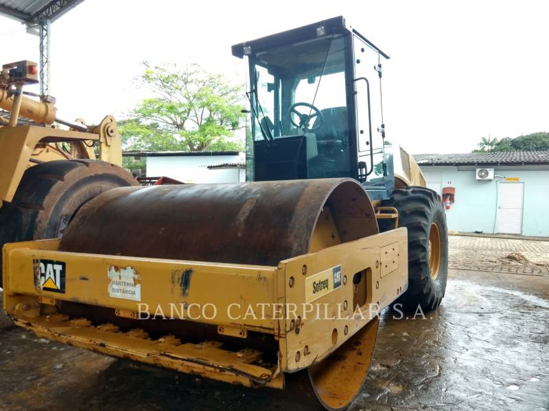 CATERPILLAR COMPACTADORES DE SUELOS CS54B equipment  photo 2