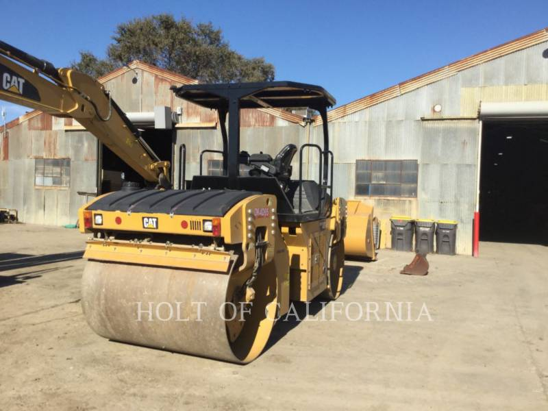 CATERPILLAR FINISSEURS CB54B equipment  photo 1