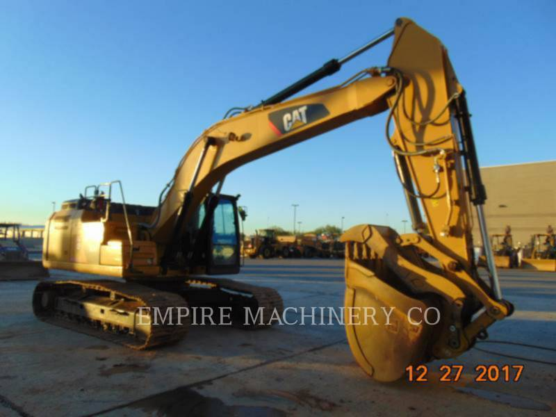 CATERPILLAR ESCAVATORI CINGOLATI 329FL TH P equipment  photo 1