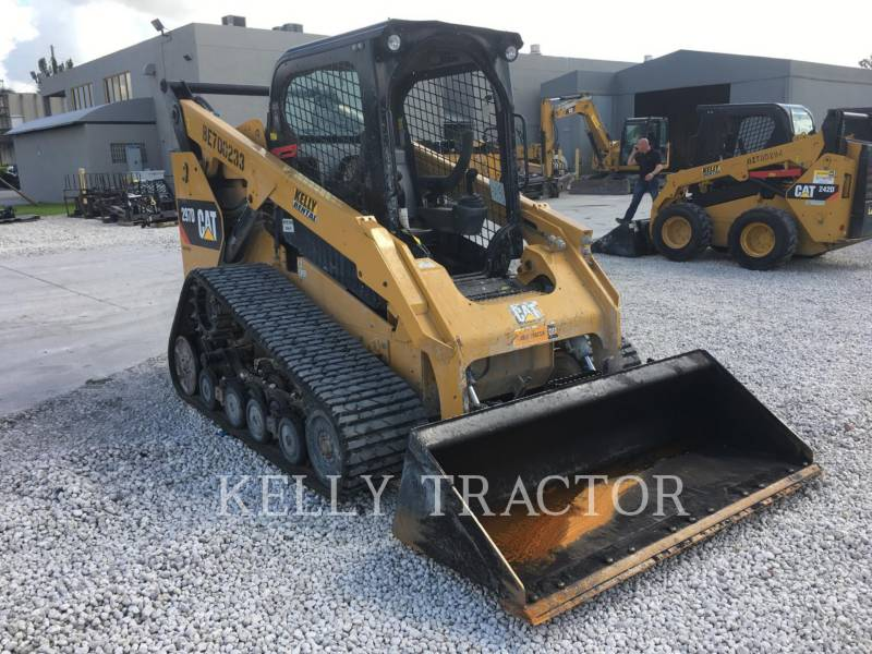 CATERPILLAR MULTI TERRAIN LOADERS 297D equipment  photo 8