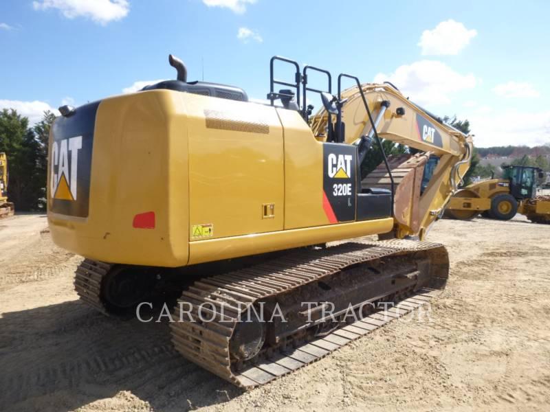 Caterpillar EXCAVATOARE PE ŞENILE 320E equipment  photo 3