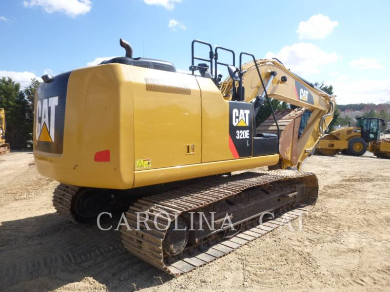 CATERPILLAR PELLES SUR CHAINES 320EL QC equipment  photo 3