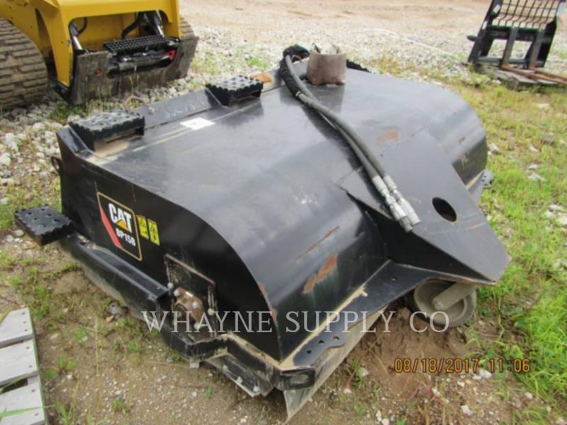 CAT WORK TOOLS (SERIALIZED)  BROOM BP15 SSL BROOM equipment  photo 1