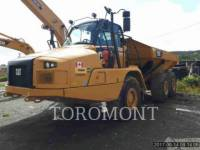 Equipment photo CATERPILLAR 725C2 KNIKGESTUURDE TRUCKS 1
