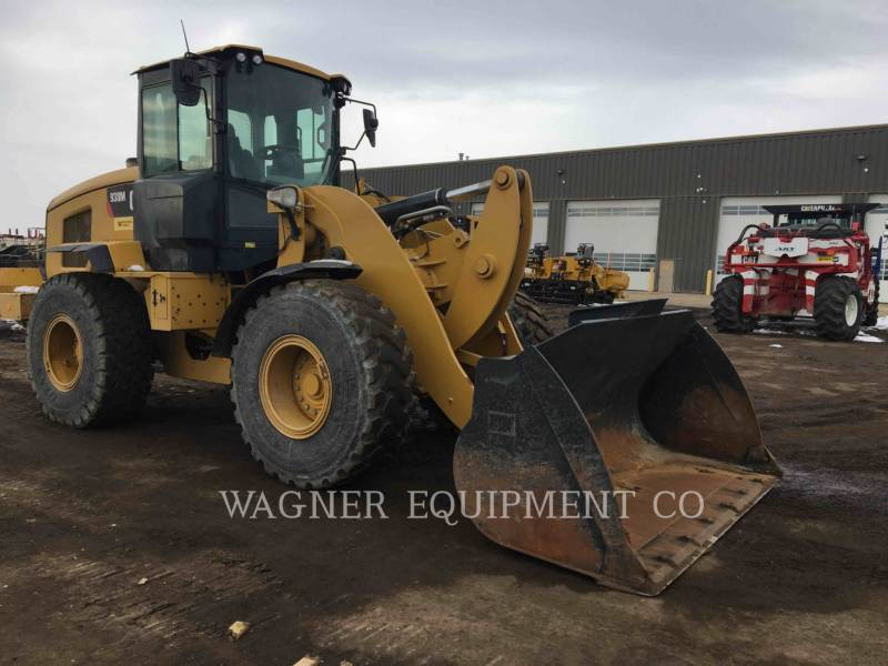 CATERPILLAR WHEEL LOADERS/INTEGRATED TOOLCARRIERS 938M FC equipment  photo 4