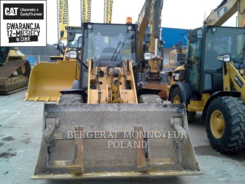 CATERPILLAR CARGADORES DE RUEDAS 906 M equipment  photo 1