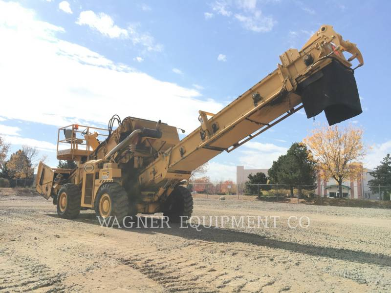 WEILER PAVIMENTADORA DE ASFALTO E1250A equipment  photo 1