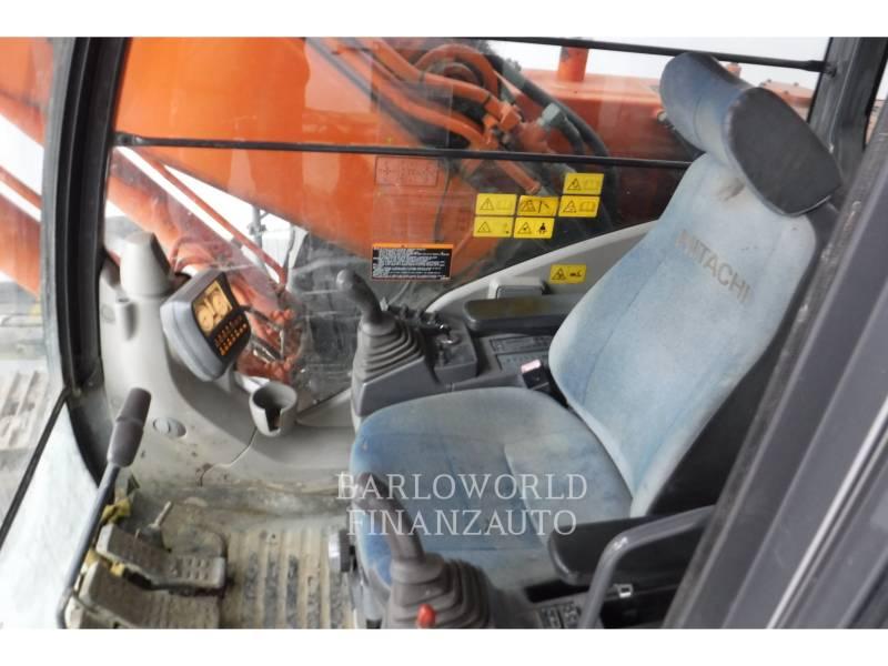 HITACHI トラック油圧ショベル ZX210 equipment  photo 7