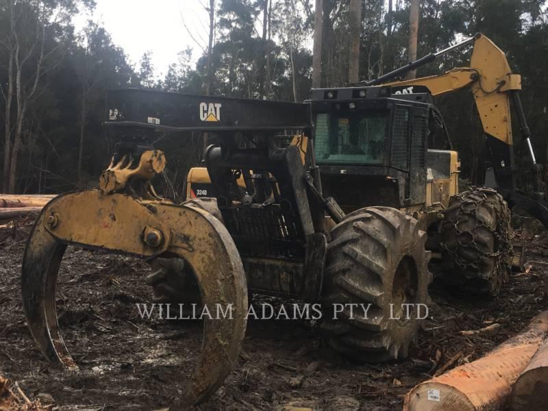 CATERPILLAR 林業 - スキッダ 545C equipment  photo 2