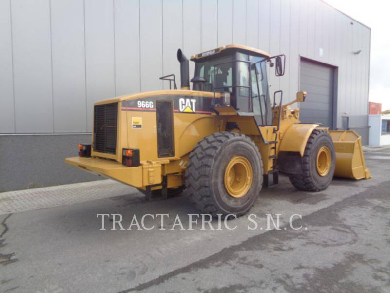 CATERPILLAR CARGADORES DE RUEDAS 966 G SERIES II equipment  photo 7