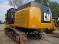 CATERPILLAR TRACK EXCAVATORS 352F equipment  photo 4