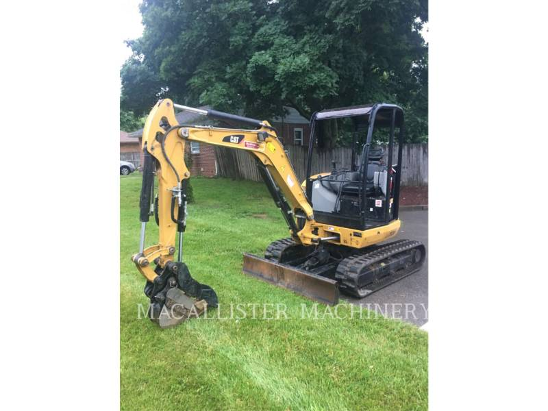 Caterpillar EXCAVATOARE PE ŞENILE 302.7DCR equipment  photo 1