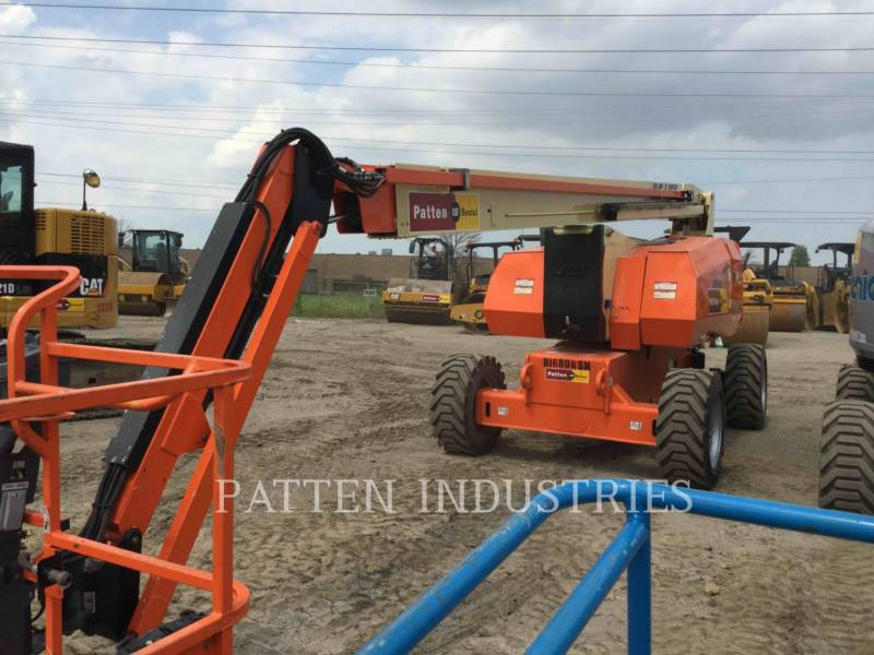 JLG MATERIAL HANDLING DIV. LIFT - BOOM 800AJ equipment  photo 4