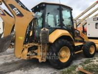CATERPILLAR BAGGERLADER 420F2STLRC equipment  photo 3