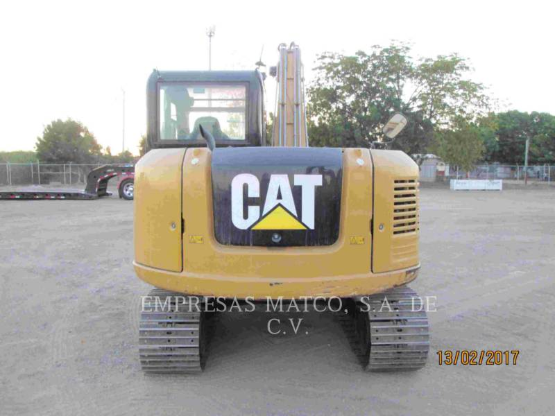 CATERPILLAR KETTEN-HYDRAULIKBAGGER 307E equipment  photo 4