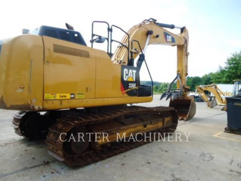 CATERPILLAR PELLES SUR CHAINES 336EL 10 equipment  photo 5