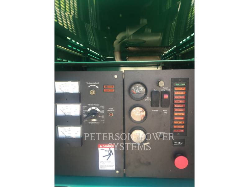 CUMMINS STATIONARY GENERATOR SETS 80KW equipment  photo 4