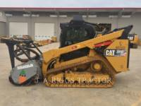 CATERPILLAR SKID STEER LOADERS 299DX ALM equipment  photo 5