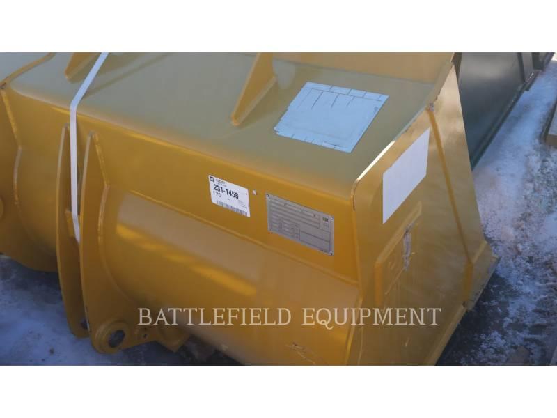 CATERPILLAR WT - КОВШ 1.8 CYD GP BUCKET equipment  photo 4