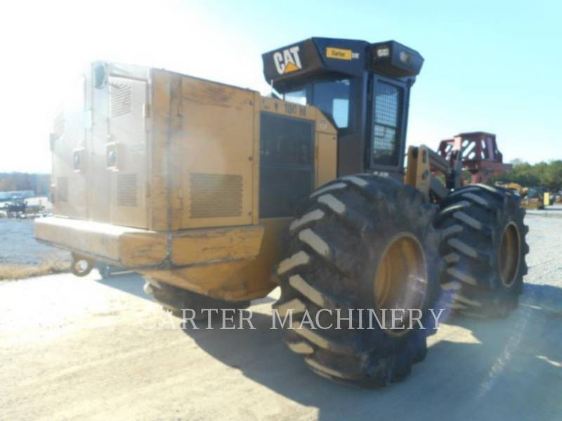 CATERPILLAR FORESTRY - FELLER BUNCHERS 563C equipment  photo 3