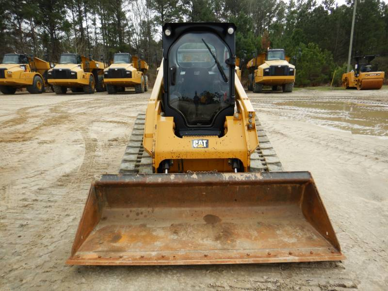 CATERPILLAR UNIWERSALNE ŁADOWARKI 299D2 equipment  photo 3